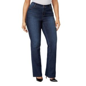 Boot Cut Jeans by Style and Co. Plus Size 18